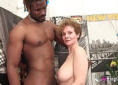 Busty Sophie Lynx drilled by BBC