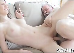 Among Young Babes Because Gettin The Delivery Guy HUGE Cock