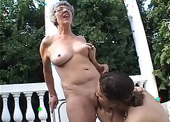 cuckolding young husband watches me blow his bride