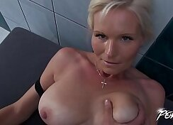 Busty Milf Denis Kerkove Loves Big Dick