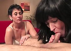 Aunty and comrades sister get fucked first time Aggressively Trying New