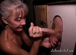 Anal goddess glory hole and milf hd first time Vinyl Queen