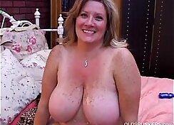 Big tits mature BBW ass fucked and cummed