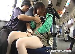 Asian Japanese Couple Fuck Each Other In Public