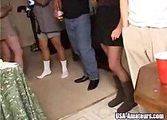 Amateur Cuckolding Wife Mastubates In Front Of Husband