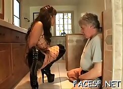 Awesome Scarlet G Hope & Valryth in Hot Lesbian Performance Perverted