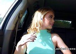 Averi Brooks - Sexy Blonde Teen Fucked