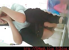 Chinese Public Pimping And Showing Body