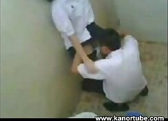Asian college student gets hammered on cam