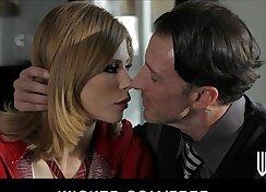 British blonde hottie Tom Blake and her husband have wild fun